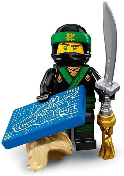 Amazon Com Lego Ninjago Movie Minifigures Series 71019 Lloyd Toys Games