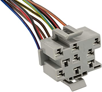 [SCHEMATICS_4UK]  Amazon.com: Headlight Switch Assembly Harness Connector Compatible with Ford:  Automotive | Ford Headlight Wiring Harness |  | Amazon.com