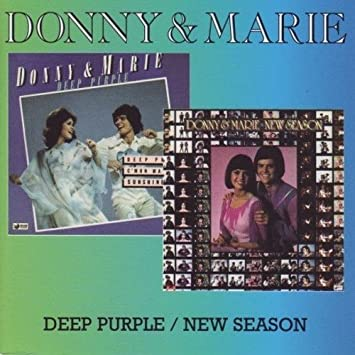 Deep Purple/New Season  sc 1 st  Amazon.com & Donny u0026 Marie Osmond - Deep Purple/New Season - Amazon.com Music