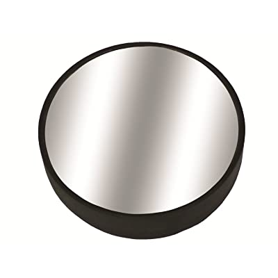 "CIPA 49304 3-3/4"" Round Convex Adjustable Spot Mirror: Automotive"