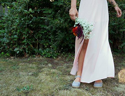 Sandgrens Suédois Sandales Bas Obstruent Talon En Bois Pour Les Femmes | Saragasso Cendres Violet