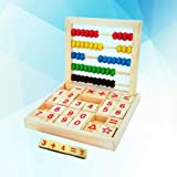 Wooden Early Childhood Education Toys Number