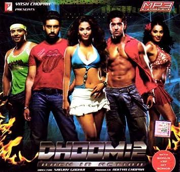 music de film dhoom 2 mp3