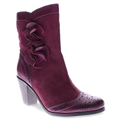 Women's Pear Pull On Durable Fashion Boots