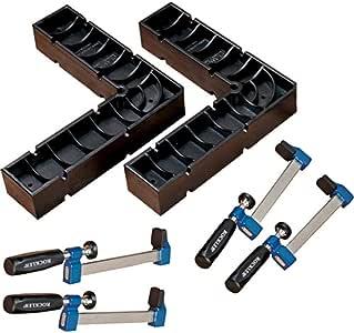 Rockler 6 Piece Clamp-It Kit