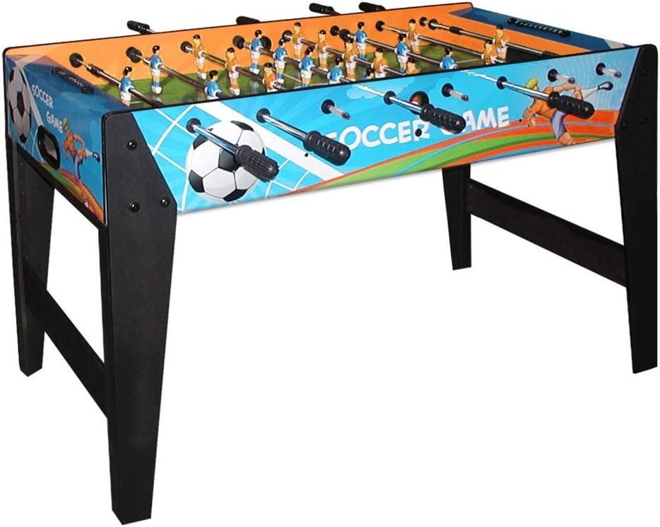 Garlando Futbolín F-Zero Azul: Amazon.es: Juguetes y juegos