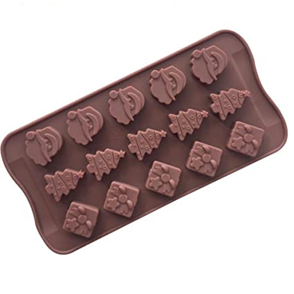 Amazon Com Chocolate Mold A Piece Silicone Chocolate Candy Molds
