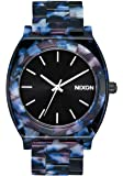 NIXON Time Teller Acetate 100m Water Resistant Women's Analog Fashion Watch (40mm Watch Face, 20mm Acetate Band)