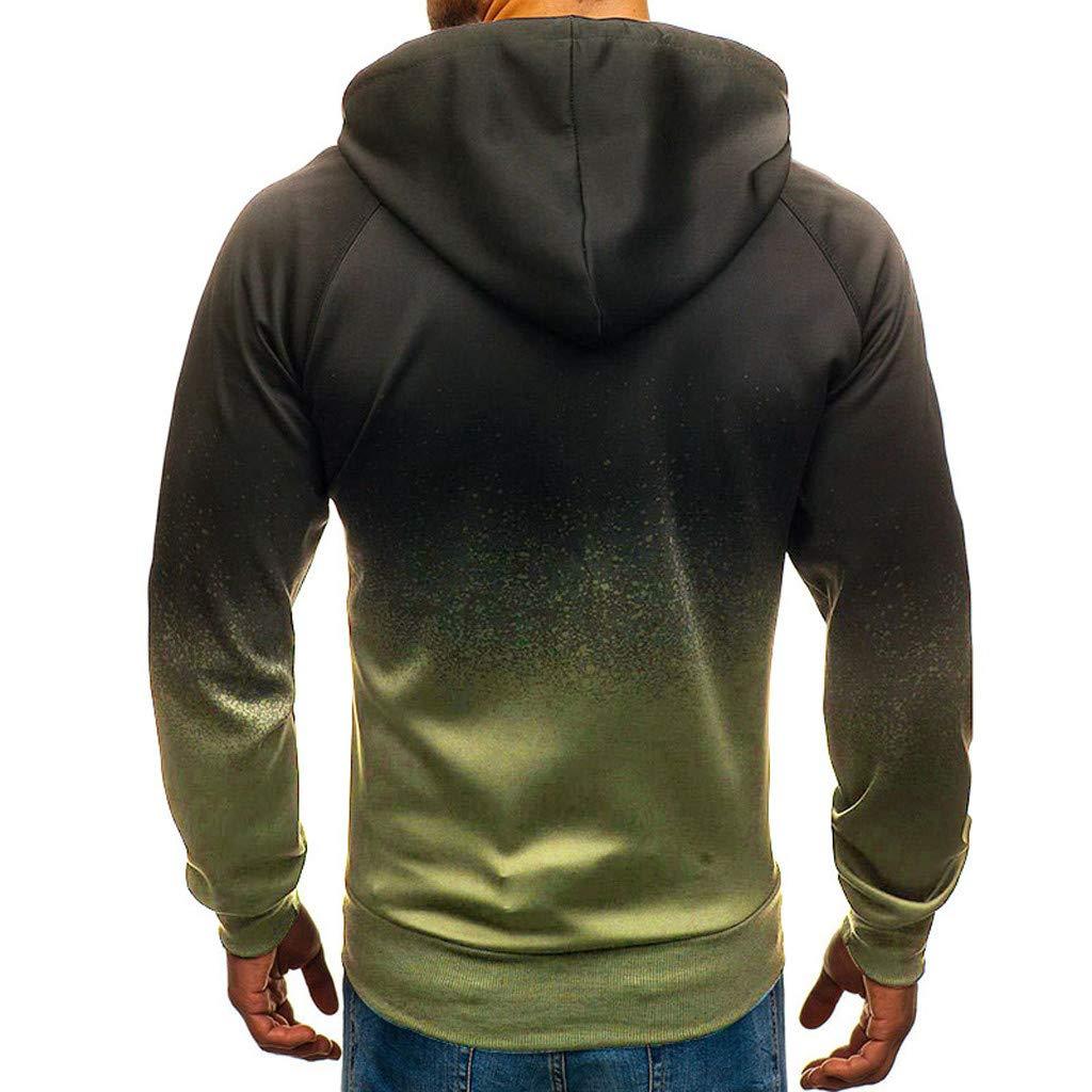 Mens Outwear Winter Packwork Print Sweatshirt Top Pants Sport Suit Tracksuit L