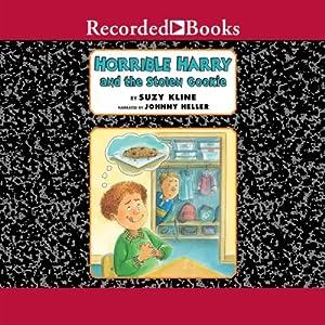 Horrible Harry and the Stolen Cookie Audiobook