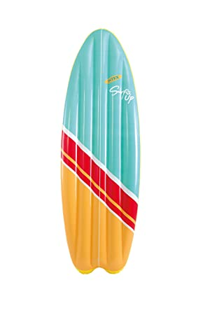 Intex 58152EU - Tabla de surf hinchable Fibertech 178 x 69 cm: Amazon.es: Juguetes y juegos