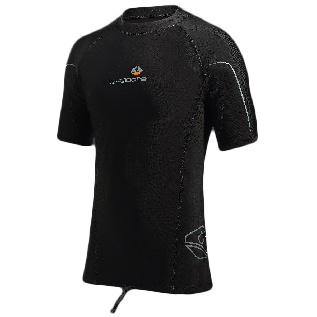 New Men's LavaCore Trilaminate Polytherm Short Sleeve Shirt (2X-Large) for Extreme Watersports