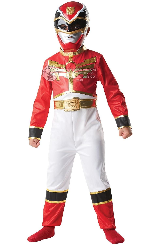 Amazon.com Power Rangers - I-886667 - Costume - Classique Méga Force - Rouge Toys \u0026 Games Sc 1 St Amazon.com  sc 1 st  Germanpascual.Com & Red Samurai Power Ranger Costume u0026 RED POWER RANGER JUNGLE FURY WITH ...