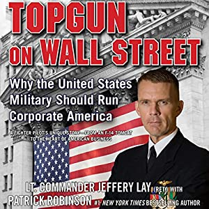 Topgun on Wall Street Audiobook