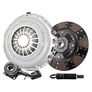 Amazon.com: Clutch Masters 07212-HDFF-XH Single Disc Clutch Kit with Heavy Duty Pressure Plate (Ford Focus ST 2013-2014 .): Automotive