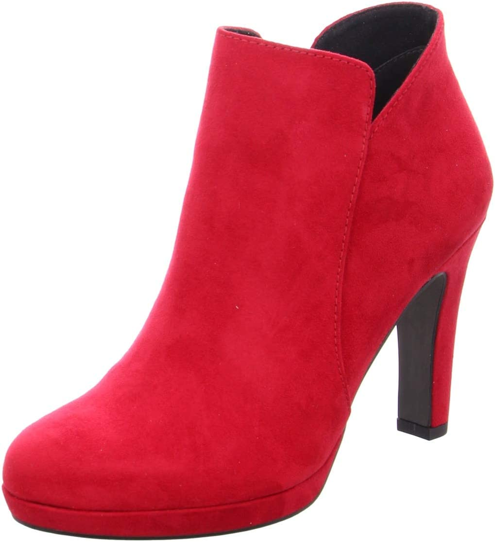 Tamaris 1-1-25316-23 dames laarzen Rood lipstick 515