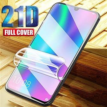 3 pcs 21D Protector de Pantalla para Huawei Honor 10 9 Lite ...