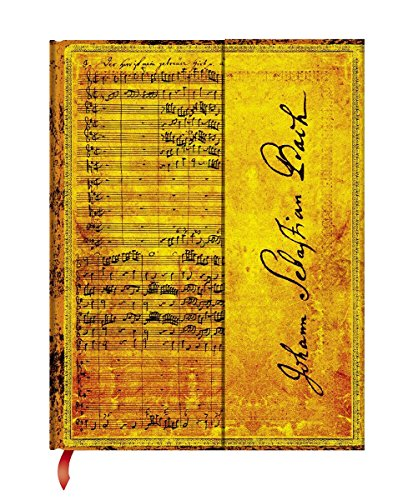 Bach, Cantatabwv112 Journal: Lined Ultra (Embellished Manuscripts Collection)