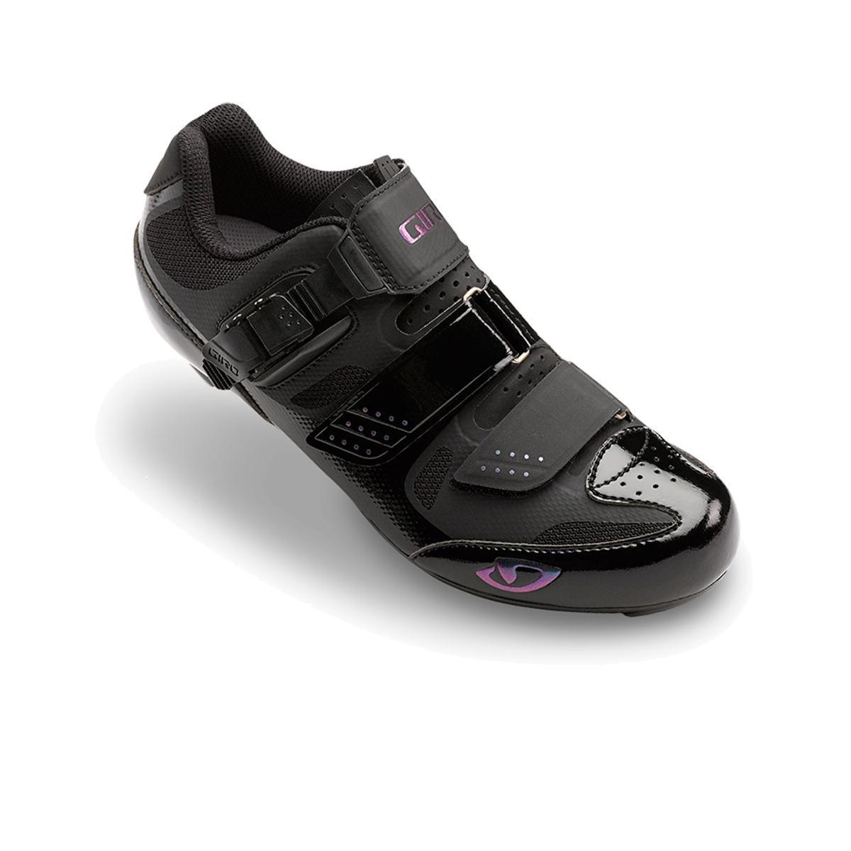 Giro Solara II Womens Road Cycling Shoes B015T74DJC 39.5|Black