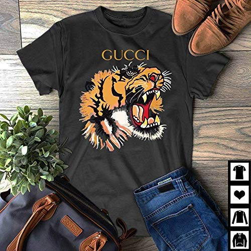 ba83662b2 Amazon.com: Gucci snack Shirt, Gucci T-shirt, Gucci Inspired T-shirt, Cucci  T-shirt Gucci Vintage shirt,Hypebeast Designer Gucci Belt Logo Shirt:  Handmade