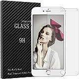 iPhone 6 Plus Schutzglas (nicht für iPhone 6) - YOKIRIN Schutzfolie Panzerglas Gehärtetes Glas 9H Härte Screen Protector HD Displayschutzfolie, Anti-Staub Anti-Fingerabdruck Wasserdicht Explosionsschutz