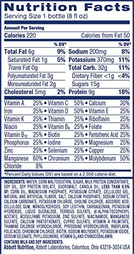 Ensure Original Nutrition Shake, Vanilla, 8-Ounce, 16 Count