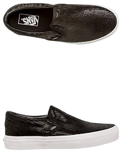 Herren Slip On Vans Classic Slip-On Slippers Women 3MZhbPlh8