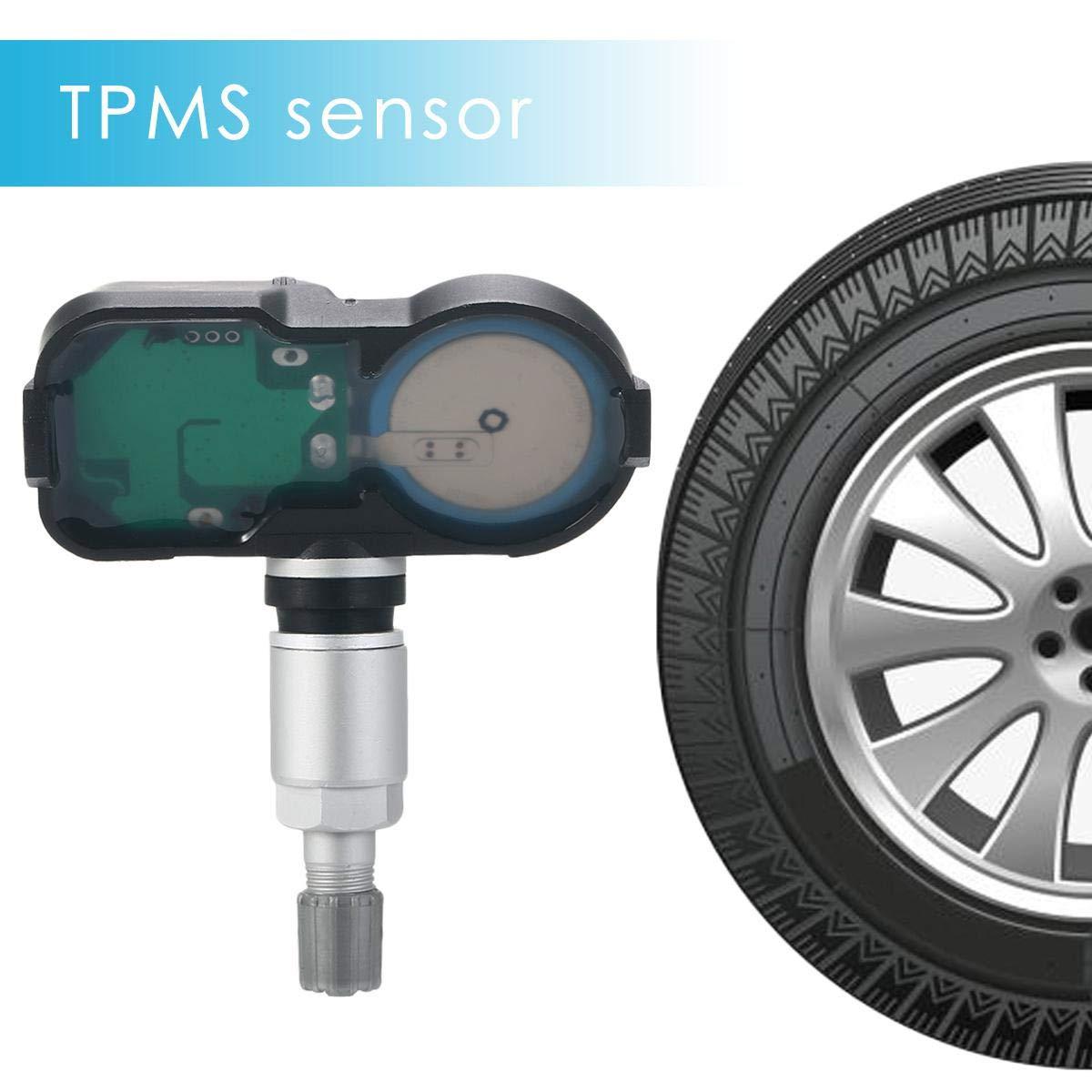 42607-33021 Dokfin Sensor De Presi/ón De Neum/áticos TPMS Reemplazo para Algunos Modelos Lexus 315 MHz Toyota