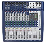 Soundcraft Signature 12 Analog 12-Channel Mixer