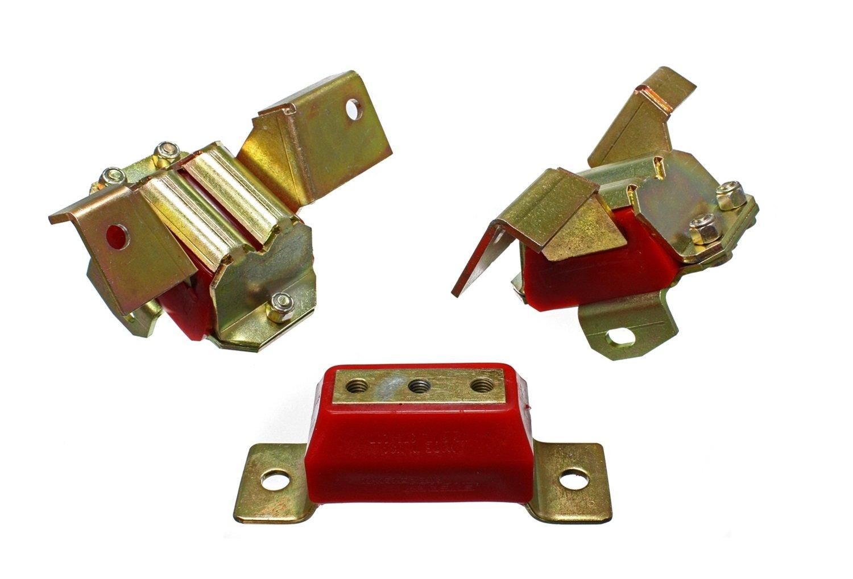 Energy Suspension 4.1137R MOTOR/TRANSMISSION MOUNT SET by Energy Suspension
