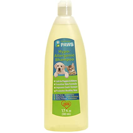 Amazon Com Hypoallergenic Dog And Cat Shampoo All Natural With