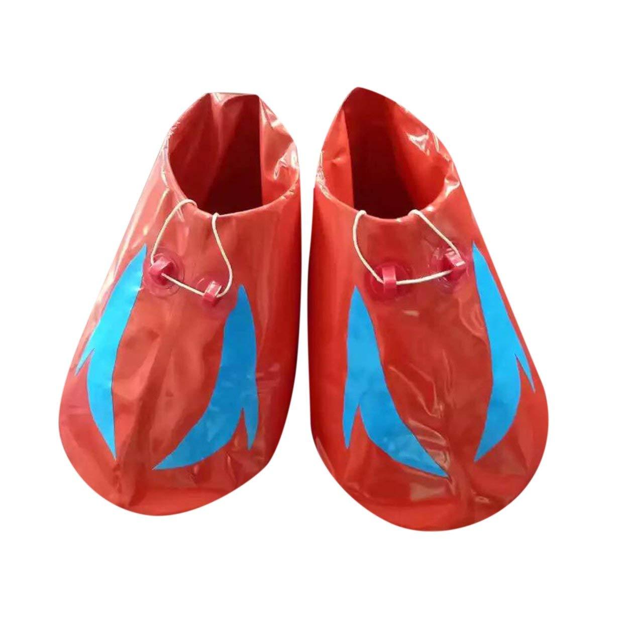 Diversión Juegos Deportivos Puntales Los pies Grandes Zapatos al Aire Libre Entre Padres e Hijos Equipo para Deportes