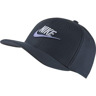 Nike Gorra Sportswear Classic99 azul/morado talla: M/L: Amazon.es ...