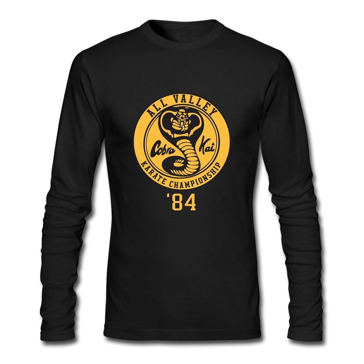 Hillet S Cobra Kai S Graphic Shirts
