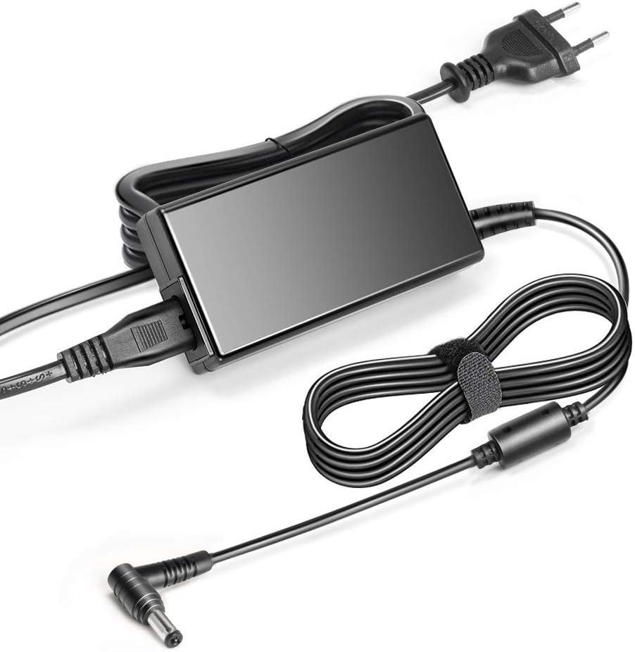 KFD 19V 3.42A Adaptador Cargador Portátil para Altavoz JBL Xtreme 2, Xtreme Charger JBL Boombox Altavoz Bluetooth portátil JBL by Harman NSA60ED190300, FUGOO Style Sport XL, Harman Kardon Go Play 65W