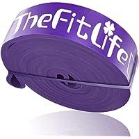 TheFitLife Weerstand Pull Up Banden - Pull-Up Ondersteunende Oefen Banden, Lange Oefening Lus Banden voor Lichaam Rekken…