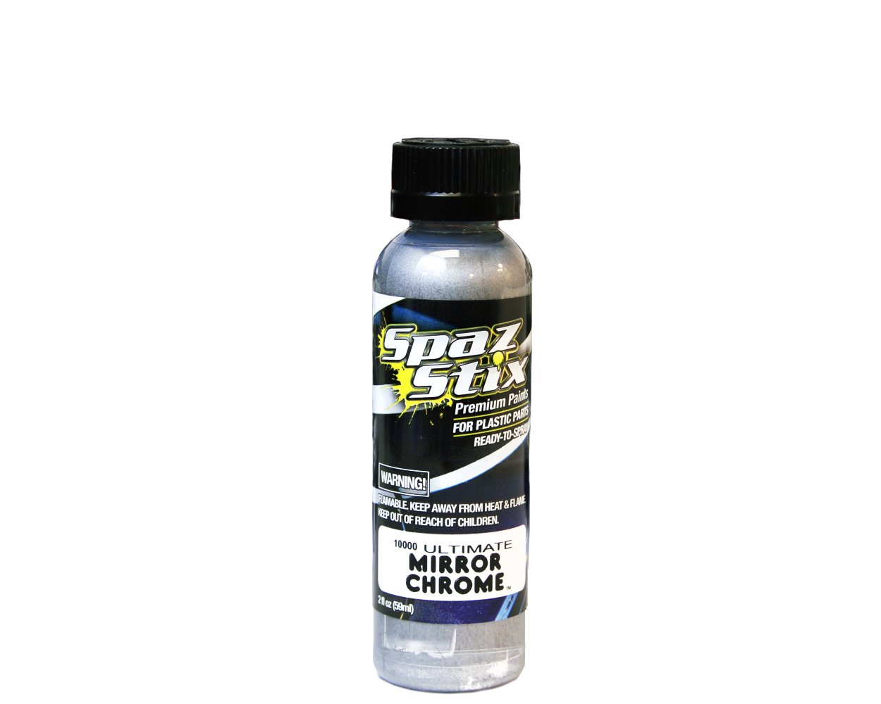 Ultimate Mirror Chrome Airbrush Paint 2oz