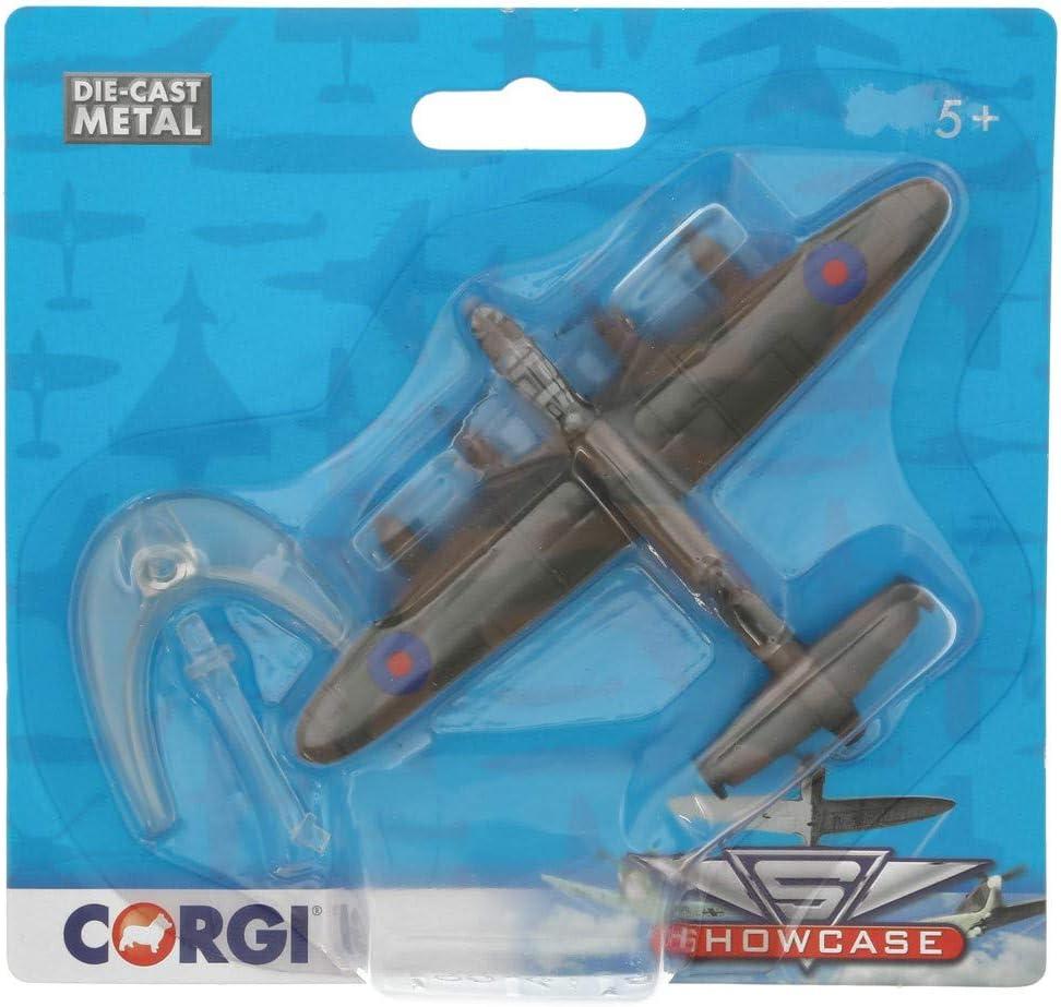 Corgi Showcase Avro Lancaster Military Aviation Die-Cast Metal Model Fit The Box Scale CS90619