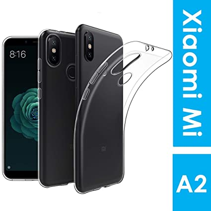 the best attitude 485bf abef0 Noise Xiaomi Mi A2 Clear Case - Ultra Slim Fit: Amazon.in: Electronics