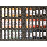 Unison Colour Soft Pastels Hand Made Portrait 36 set by Unison Colour