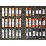 Unison Colour Soft Pastels Hand Made Portrait 36 set by Unison Colour