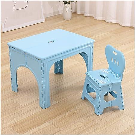 CHAXIA Chaise De Table Enfant Ensemble Jardin d\'enfants ...