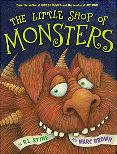 Little Shop of Monsters at https://www.fatherly.com/toys-and-books/childrens-books-for-halloween/