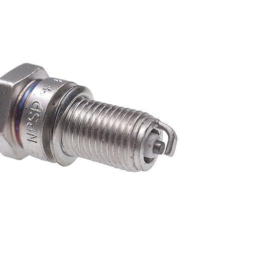 JRL Spark Plug D8RTC For Most 200cc 250cc ATV 163FML 163FMM China Parts