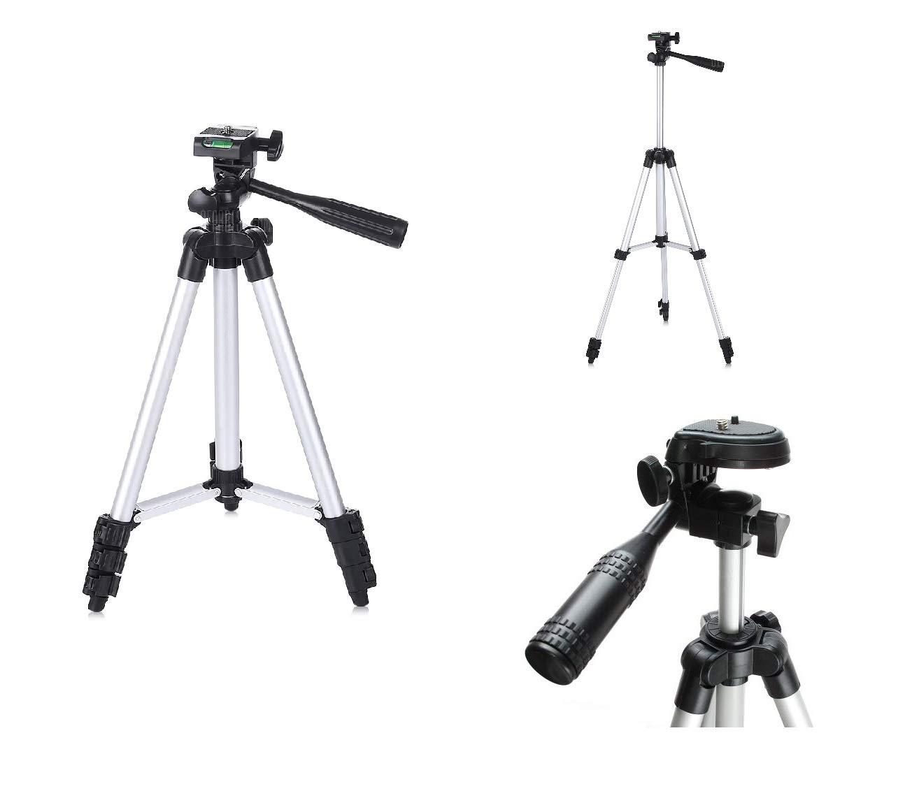 S3700 S32 L30 S7000 S9700 S33,S3100 L31 Pluvios Lightweight Digital Camera Tripod S**** Series inc A10 S9500 Tripod Carry Bag for Nikon Coolpix AW AW130 J4 L2* S6300 J5 S3500 S6700