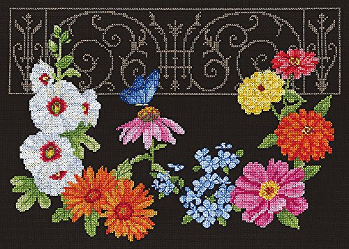 Garden Counted Cross Stitch - 3