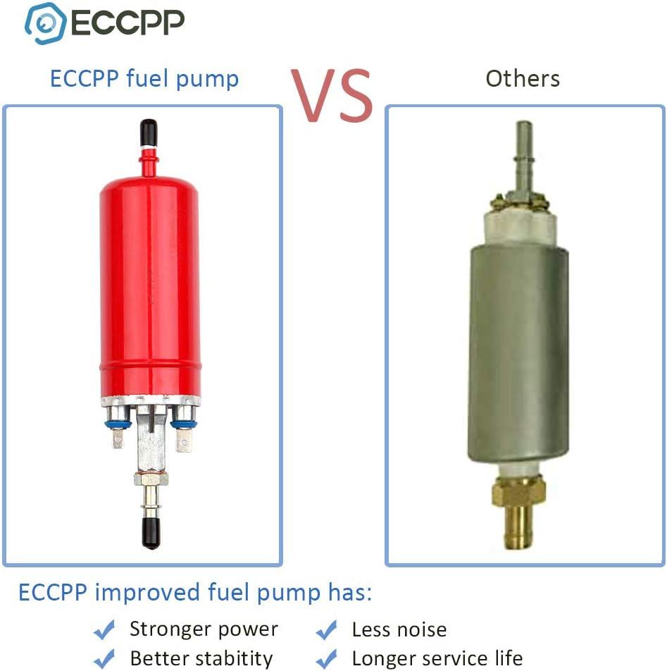 High Performance External Fuel Pump Repair Kit For Ford Vehicles 1986-1991 E2000