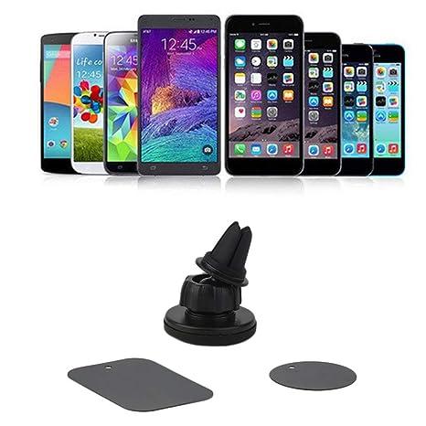 Universal espiral espía magnética del coche del teléfono móvil soporte titular tableta GPS