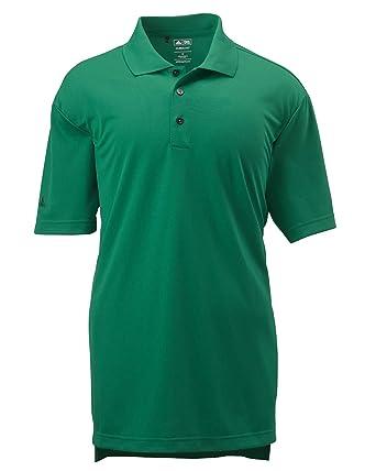 adidas Climalite Polo de Manga Corta de Golf para Hombre: Amazon ...