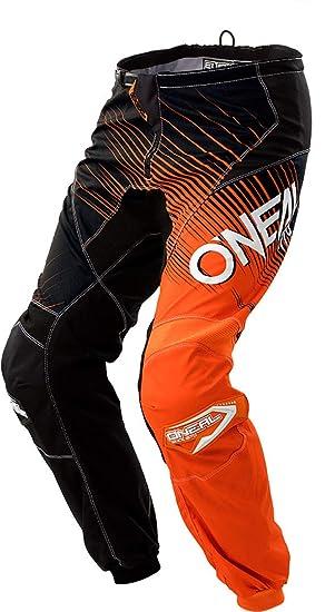 116-134 Oneal Element Youth MX DH Kinder MTB Pant Hose lang Shocker schwarz//orange Gr/ö/ße 24